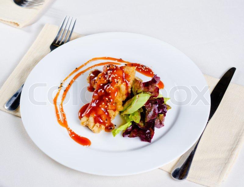 Main Dish Restaurant Impossible Follow