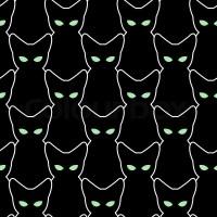halloween black cat backgrounds