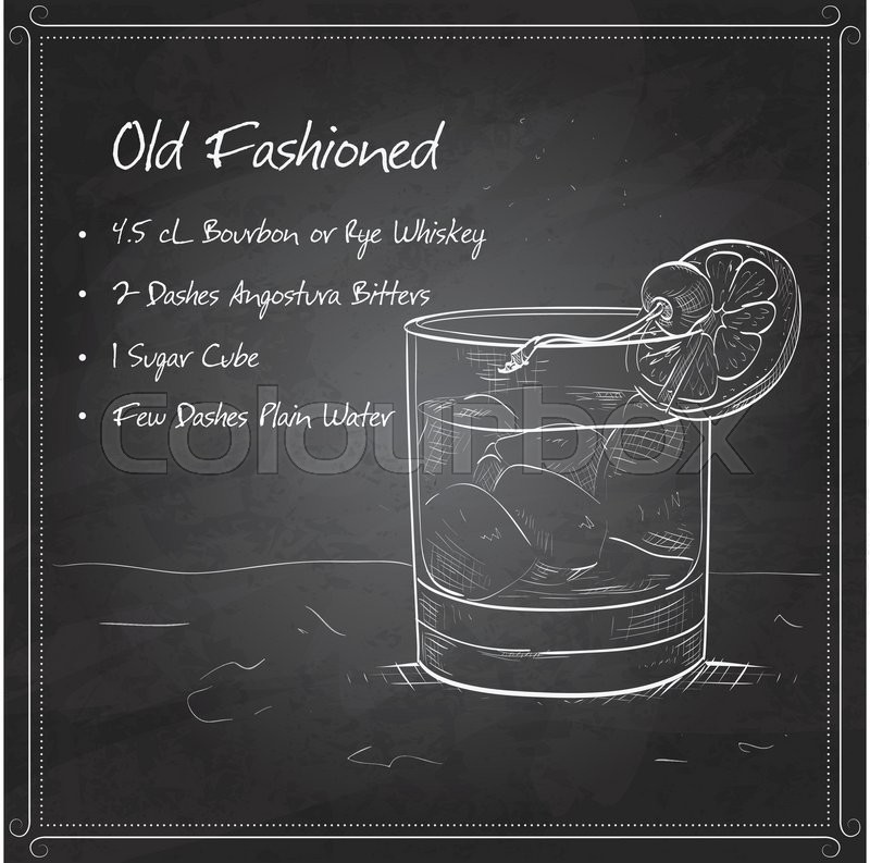 Best Bitters Bourbon Old Fashioned