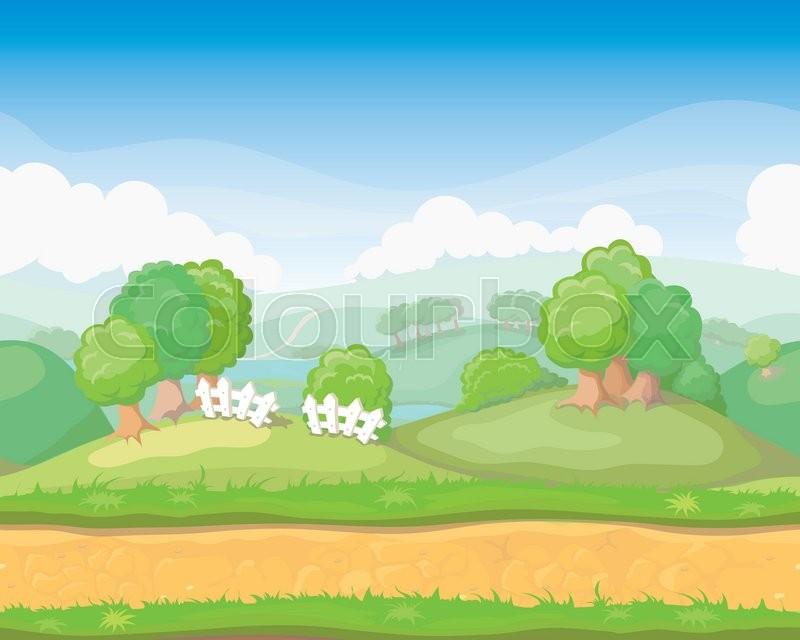 Landscape Design 2d