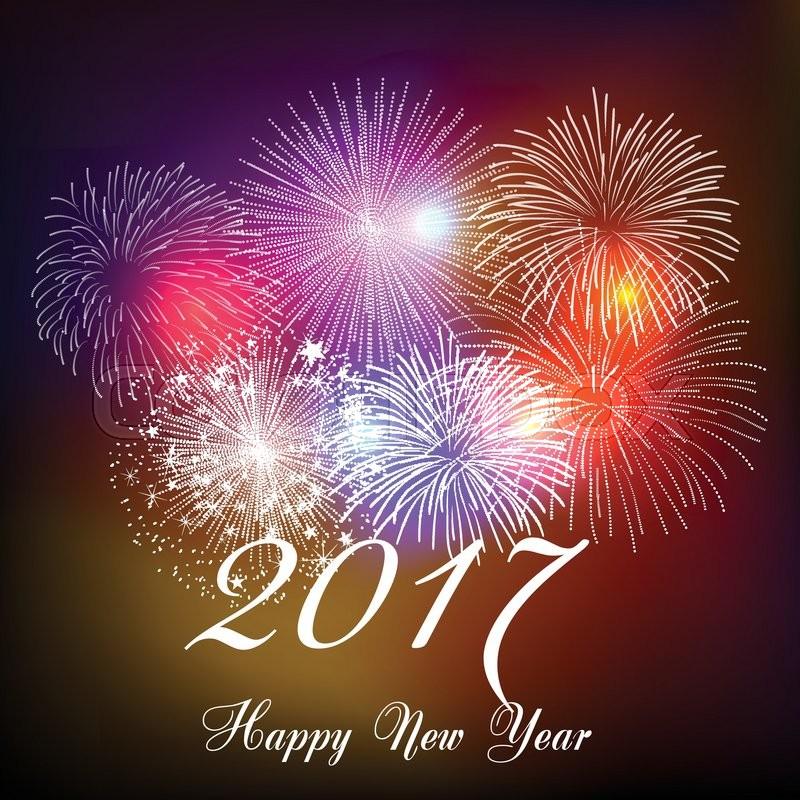 firework happy new year