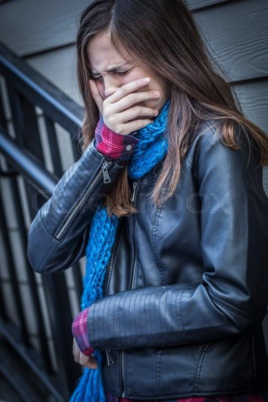 Distressed Young Crying Teen Aged Girl ... | Stock Photo ... on Small:zikqrscfop8= Teenage Girls  id=34329