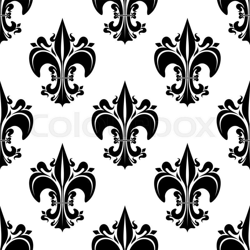 Victorian Wallpaper Seamless Texture