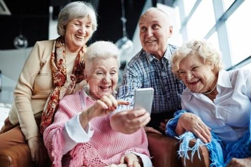Where To Meet European Senior Citizens