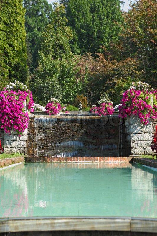 The Shore Of Lake Maggiore Villa Taranto Huge Beautiful