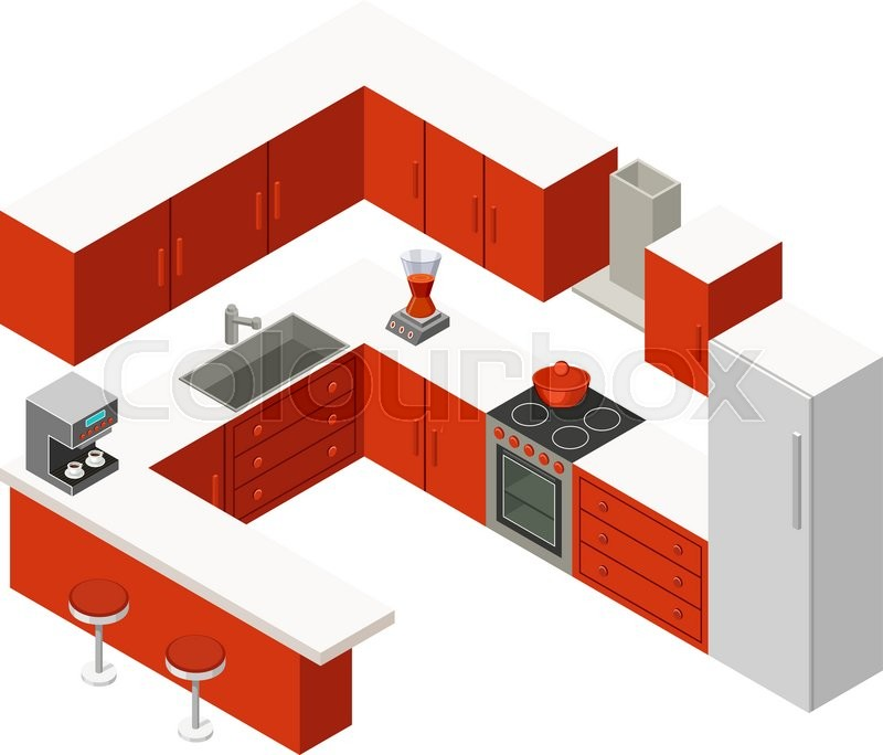 Design My Kitchen Floor Plan