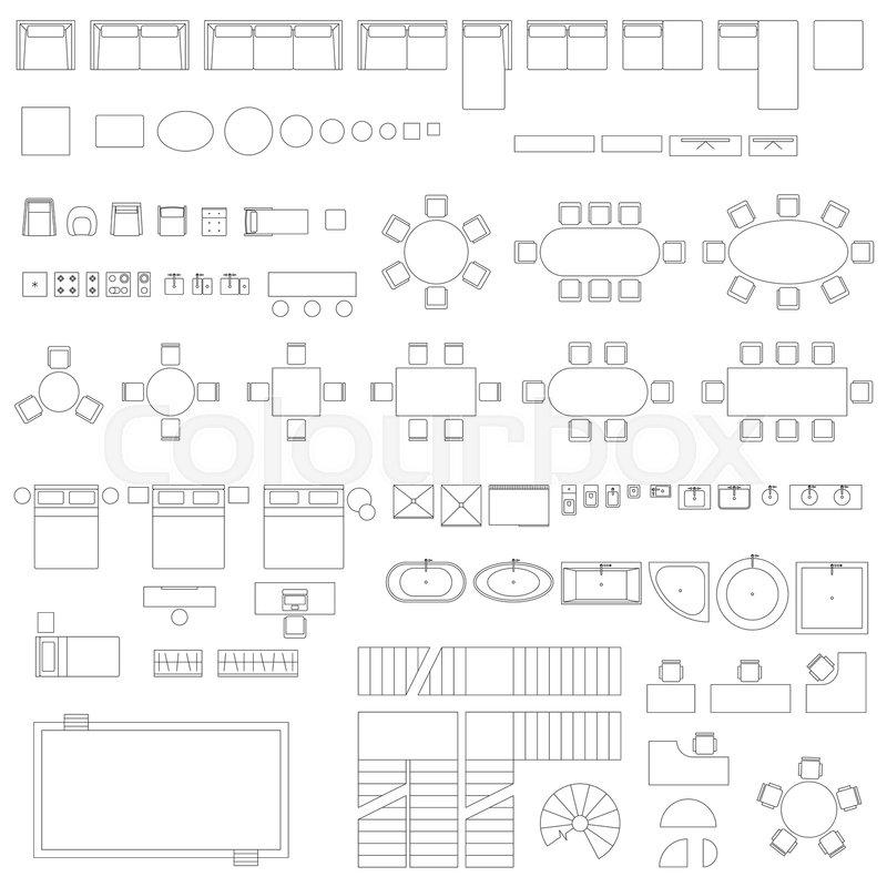 Bathroom Sink Blueprint Layout