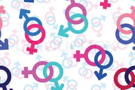 Male And Female Symbol Path Decorations Pictures Full Path
