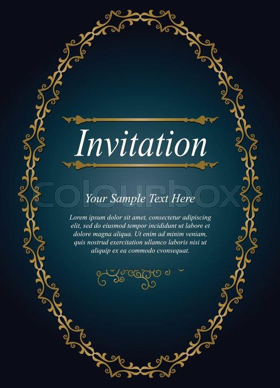 invitation card wedding card with
