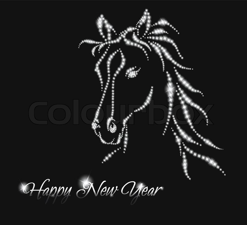 horse happy new year