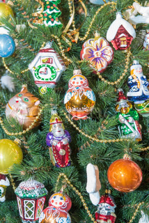traditional russian christmas tree decorations newchristmas co