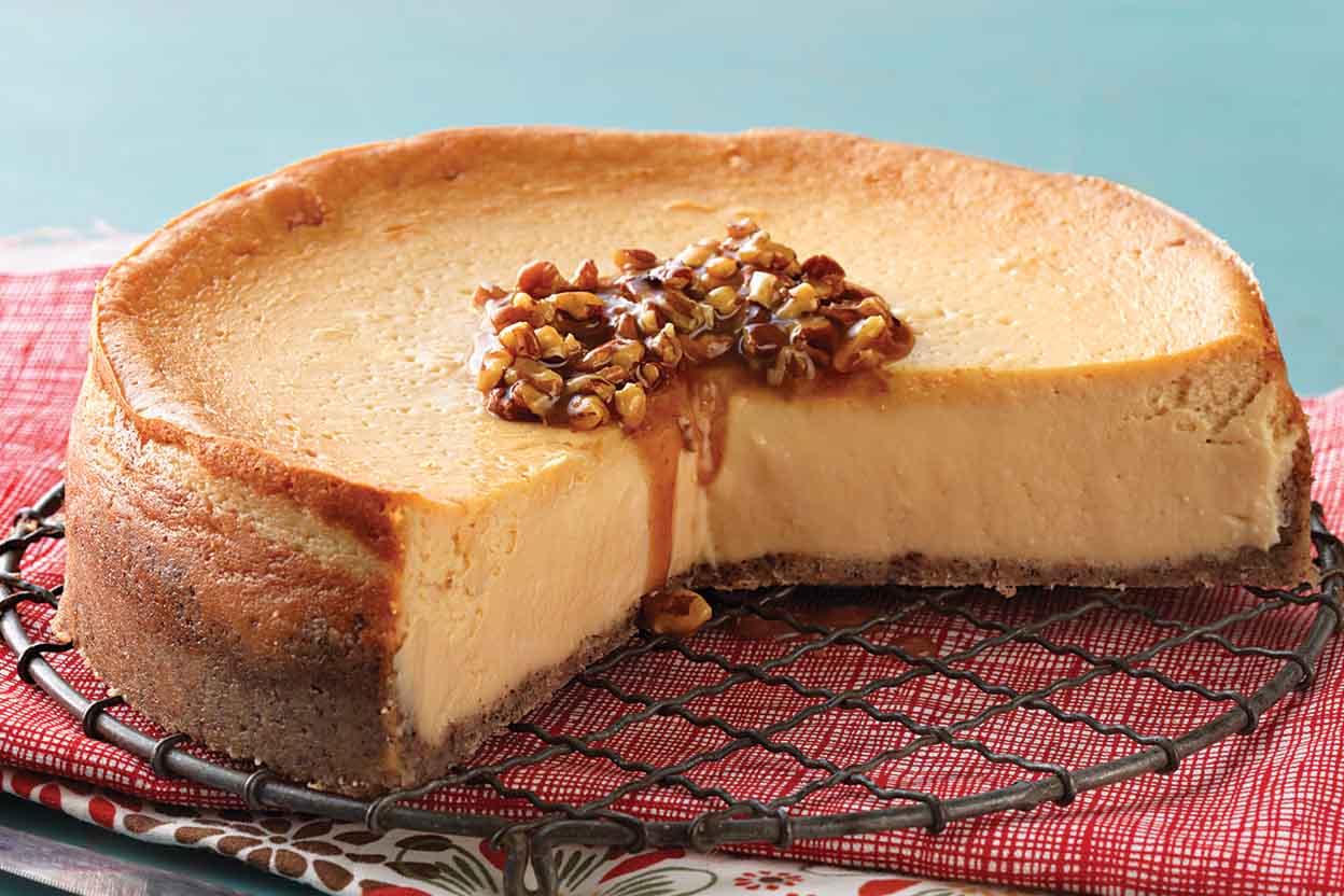 Recipe Pecan Cheesecake