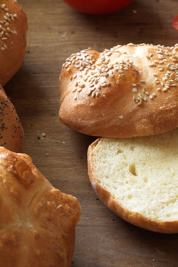 Kaiser Rolls Recipe King Arthur Flour