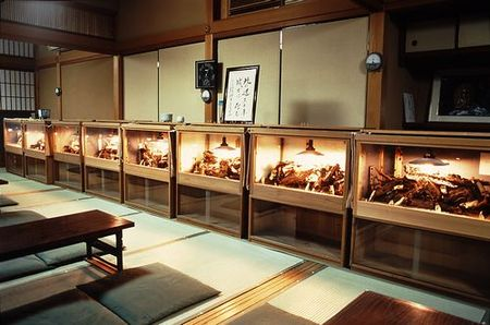 Suzumushi Temple
