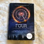 Four Book From The Divergent Series Brand Depop