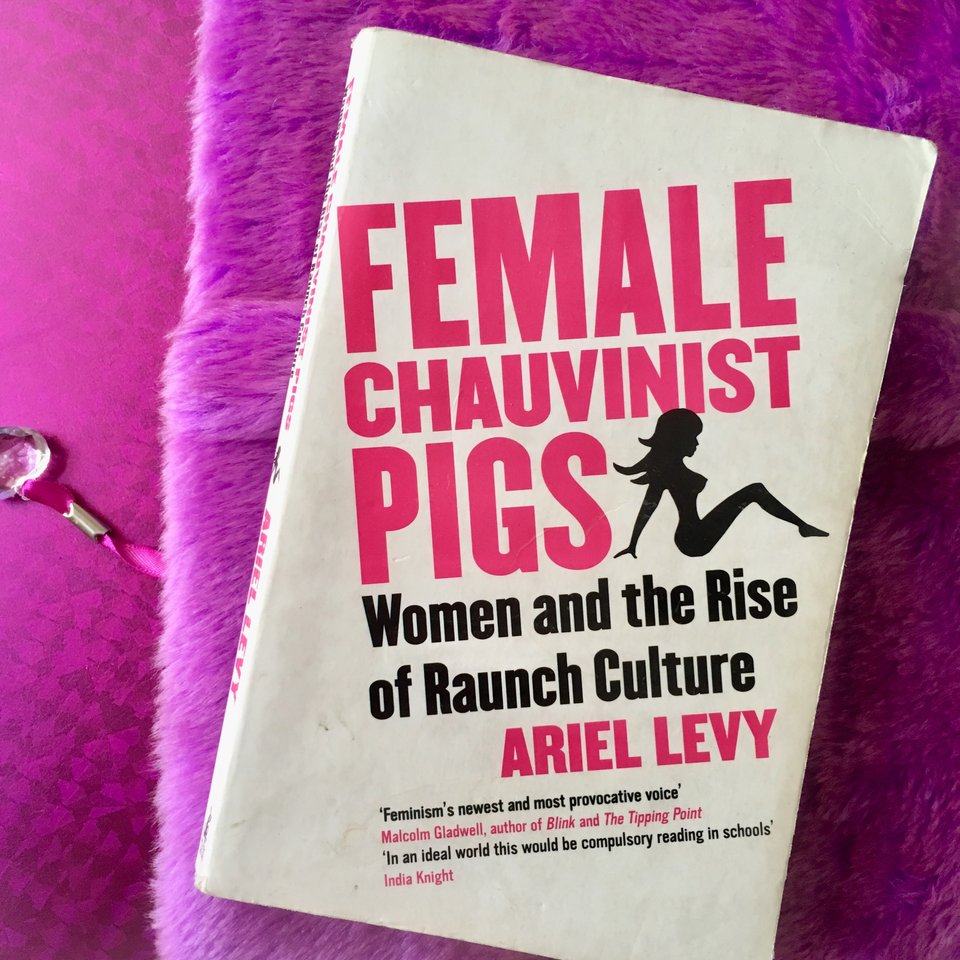Image result for Female Chauvinist Pigs: Women and the Rise of Raunch Culture