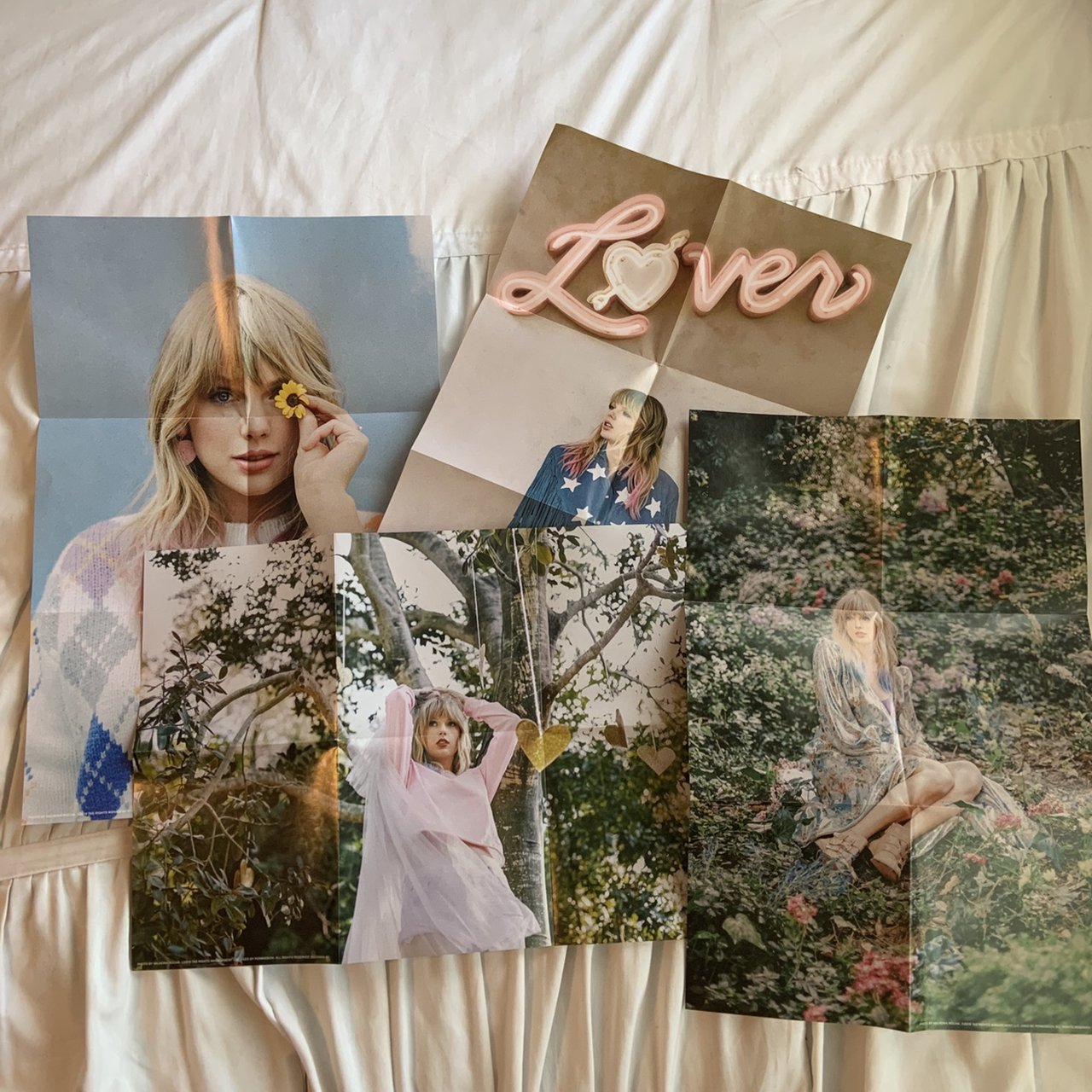 taylor swift lover posters brand new