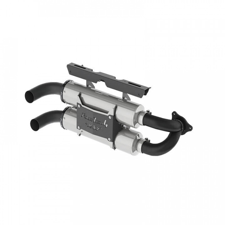 mbrp atv and sxs performance slip on exhaust sytems