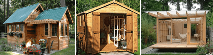 amazing outdoor sheds11 - Ryan's Shed Plans