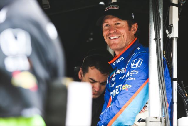 Dixon volvió a quedar segundo pero es sublíder general (FOTO: Joe Skibinski/INDYCAR)