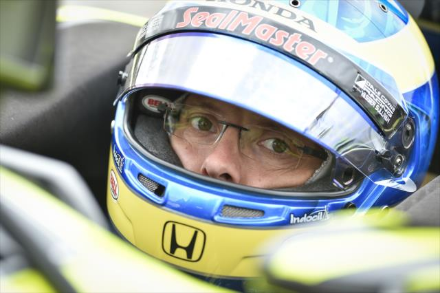 Bourdais quiere retener el liderato general (FOTO: Chris Owens/IMS, LLC Photo)