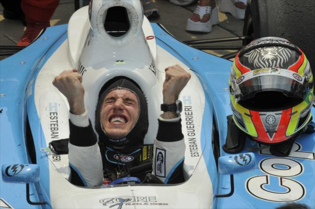 Guerrieri fue subcampeón en 2011 y 2012 (FOTO: IMS Photo)