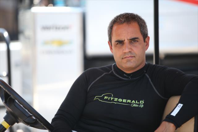 Montoya fue campeón de CART en 1999 y subcampeón de IndyCar en 2015 (FOTO: Chris Jones/INDYCAR)