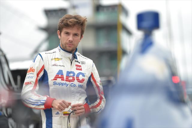 Muñoz ha sumado tres Top 5's en cuatro participaciones en la Indy 500 (FOTO: Chris Owens/INDYCAR)