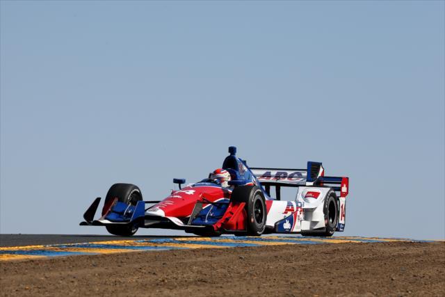 Será el tercer año consecutivo en que el No. 14 tendrá piloto distinto (FOTO: Chris Jones/INDYCAR)