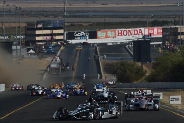 Newgarden registró cuatro victorias, una pole, nueve podiums y un promedio de resultados de 6.1 (FOTO: Chris Owens/INDYCAR)