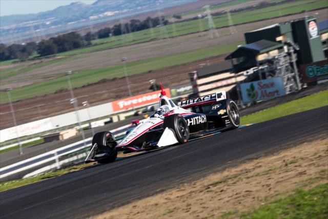 ¿Continuará Sonoma? FOTO: Sonoma Raceway