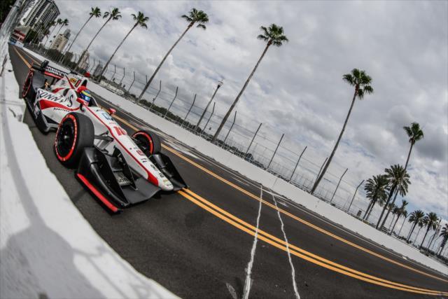 Bourdais ganó en la edición de 2017 (FOTO: Shawn Gritzmacher/Indianapolis Motor Speedway, LLC Photography)