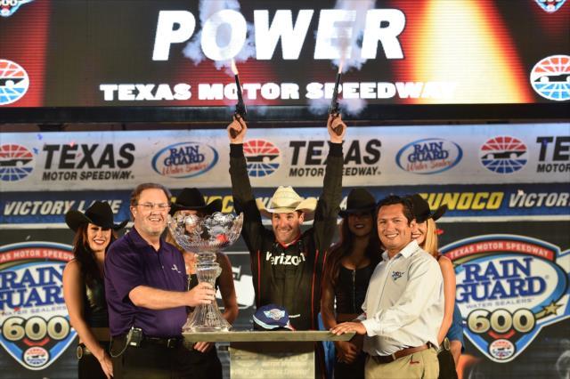 ¿Seguirá el dominio de Power en superóvalos? FOTO: Chris Owens/IMS, LLC Photo