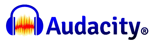 audacity - podcast recording software