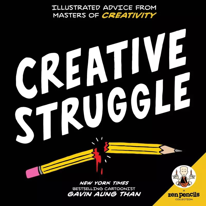 Creative mindset illustrated