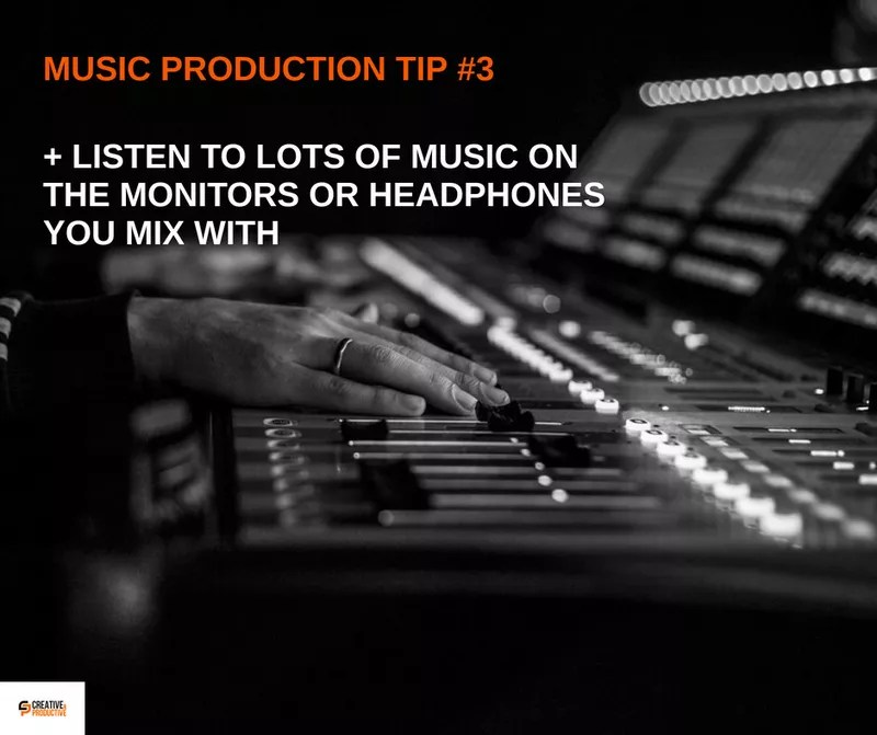 Music production tip #3