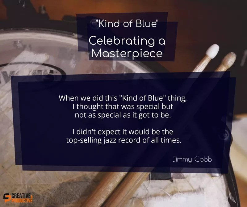 Kind of blue jimmy cobb