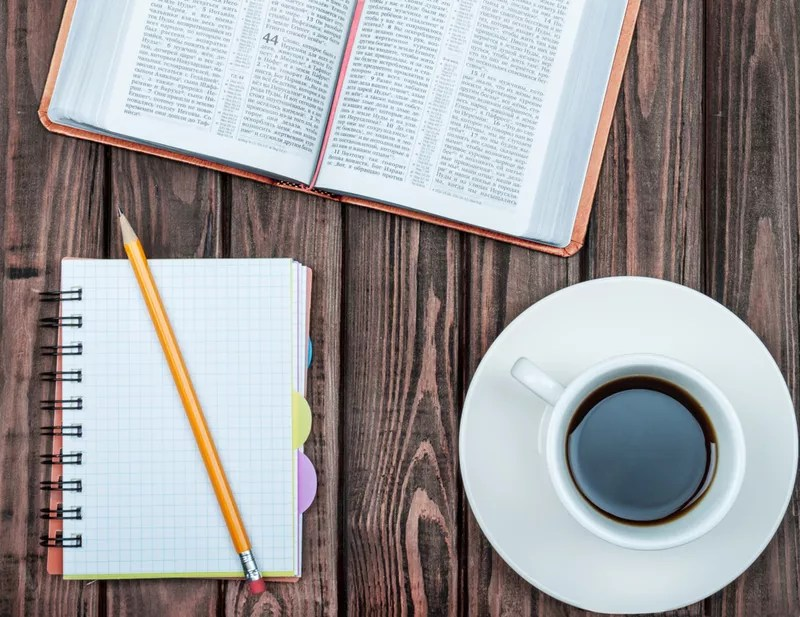 Bible reading habit