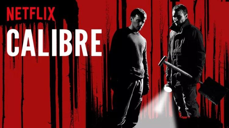 Movie poster for Calibre