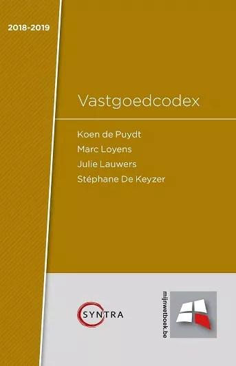 Vastgoedcodex 2018