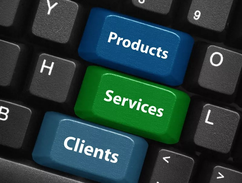 Your Products, Your Services, Your Clients and Your Target Market