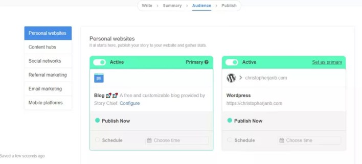 StoryChief Review: The Content Marketing Automation Tool You Need 7