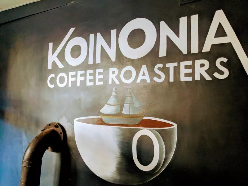 Koinonia Coffee Roasters
