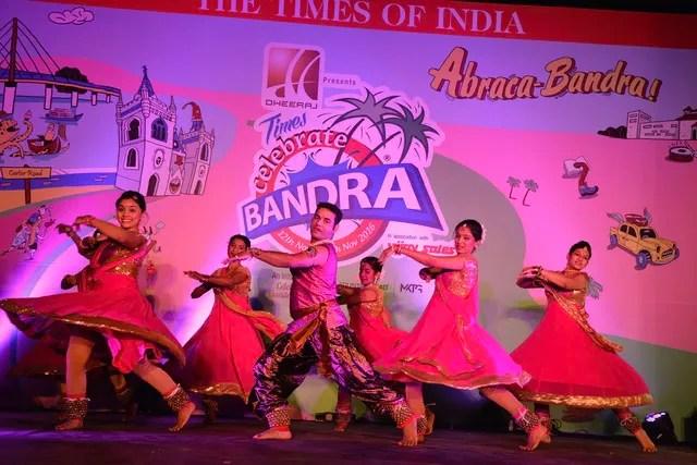 Dance at Celebrate Bandra Festival