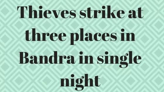Theives Strike