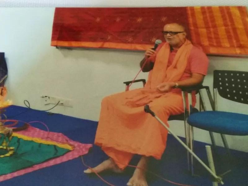 Swami Sthiratamananda