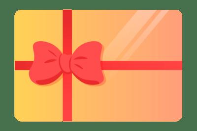 Carta regalo Sensini a partire da