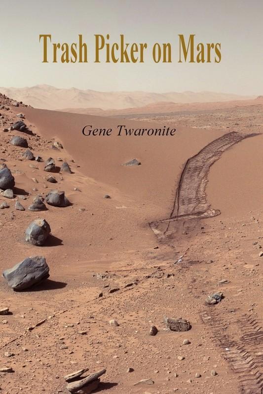 Trash Picker on Mars