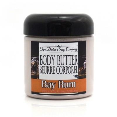 Body Butter - Bay Rum