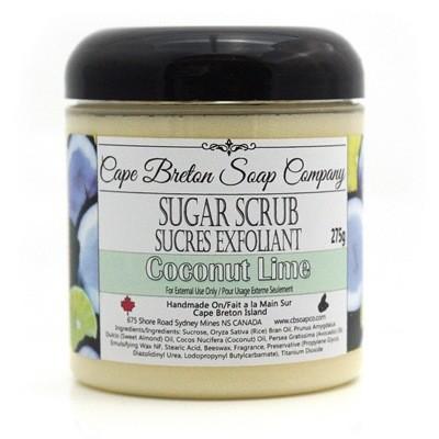 Sugar Scrub - Coconut Lime